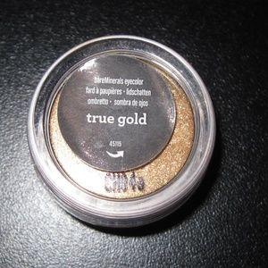 bareMinerals Eye Shadow in True Gold